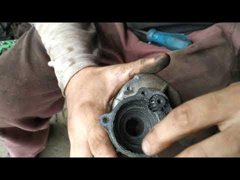 Где находится рулевая тяга в GAZ Чайка