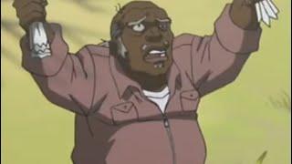 getlinkyoutube.com-The Boondocks - Uncle Ruckus Living Life as a True Black Man