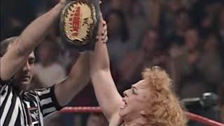 Fabulous Moolah vs. Ivory - WWE Women's Championship Match: No Mercy 1999