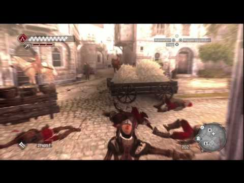 Assassins Creed Brotherhood - Top Ten Kills -yDoVmZqNYPY