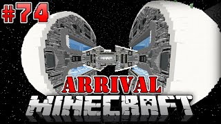 getlinkyoutube.com-TODESSTERN RAUMSCHIFF?! - Minecraft Arrival #074 [Deutsch/HD]