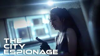 getlinkyoutube.com-Agent VS Terrorist | The City Espionage