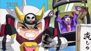 getlinkyoutube.com-Saikyou Ginga Ultimate Zero Battle Spirits Episode 2 [English Sub HD]