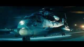 Transformers - Blackout Attacks The U.S. Military Base HD