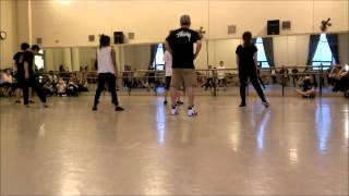 getlinkyoutube.com-Minnesota BTS Mr. Son Dance Workshop