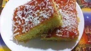 getlinkyoutube.com-طريقة عمل كيكه الرواني How to make Rawan Cake