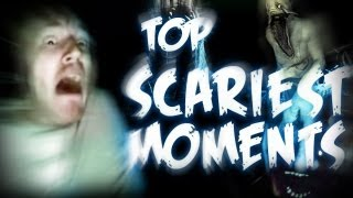 [FUNNY] TOP SCARIEST MOMENTS OF GAMING! (with screams) episode 7