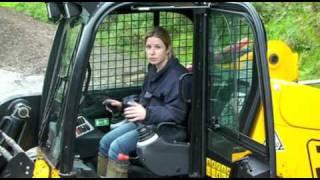 getlinkyoutube.com-Skid steer or pivot steer for small loaders?