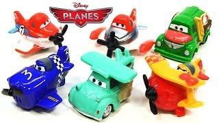 getlinkyoutube.com-New 2014 Disney Planes Micro Drifters Sun Wing Arturo Franz Fliegenhosen Chug Racing Dusty Cars