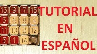 getlinkyoutube.com-Tutorial Fifteen Puzzle en español