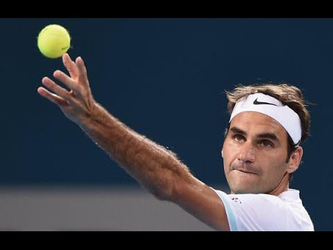 [HD] Roger Federer vs. Tobias Kamke | R2 Brisbane 2016 Highlights