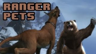 getlinkyoutube.com-Guild Wars 2 ★ Ranger Pets Showcase
