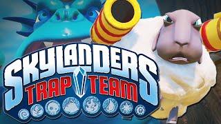 getlinkyoutube.com-SKYLANDERS TRAP TEAM | Exclusive Gameplay!