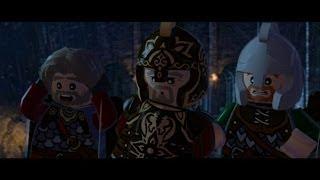 getlinkyoutube.com-LEGO Lord of the Rings Walkthrough Part 11 - Helm's Deep