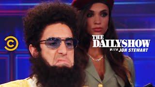 getlinkyoutube.com-The Daily Show - Admiral General Aladeen