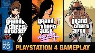 getlinkyoutube.com-GTA 3, GTA Vice City & GTA San Andreas - PlayStation 4 Gameplay