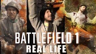 getlinkyoutube.com-BATTLEFIELD 1 IN REAL LIFE - THE MOVIE w/ MikeShowSha, Gabbodsq e Rohn - AVANTI SAVOIA