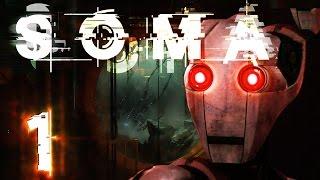 getlinkyoutube.com-AM I HUMAN? | SOMA - Part 1