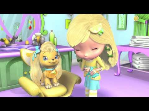 El concurso de mascotas - Rosita Fresita