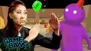 getlinkyoutube.com-GANG BEASTS JELLO SHOWDOWN (Game Bang)