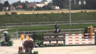 Juraj Hanujay  a Quick Ferra - Grand Prix - Nedělní CSI 2015 v Šamoríně objektivem EquiTV