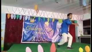 hey akhil song dance by uday bhaskar
