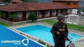 Recorrido por las propiedades de El Chapo/ Los excesos de El Chapo Guzmán