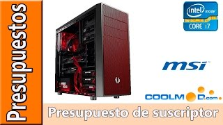 getlinkyoutube.com-Presupuesto PC Gamer - Ultra settings completo por 1350€