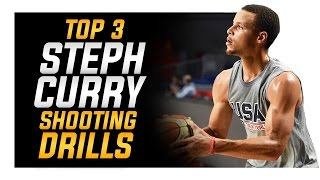 getlinkyoutube.com-Top 3 Stephen Curry Shooting Drills off the Catch