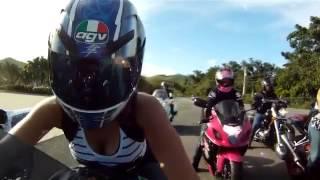 getlinkyoutube.com-Mulheres apaixonadas por motocicleta