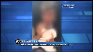 getlinkyoutube.com-Jovem posta vídeo da namorada na internet e apanha da mãe