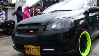 Chevrolet Aveo Emotion tuning