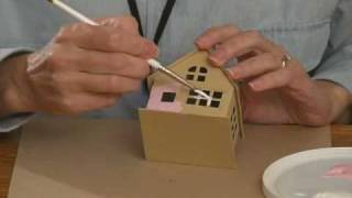 getlinkyoutube.com-Making a Glitter House