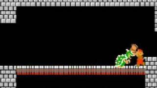 Super Mario Bros Bloopers