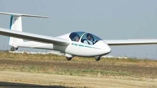 getlinkyoutube.com-Learn to fly Glider Sailplane Texas Soaring TSA Roy Dawson Video