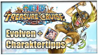getlinkyoutube.com-CHARAKTERE EVOLVEN + TIPPS ☆ ONE PIECE: TREASURE CRUISE