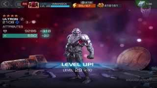 Marvel: Contest of Champions - 4-Star Ultron Crystals for ISO-8