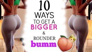 getlinkyoutube.com-10 Ways To Get A Bigger Bum!