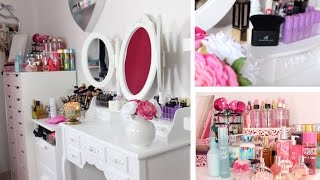 getlinkyoutube.com-Rangement Maquillage - Make up Storage - NoémieMakeupTouch