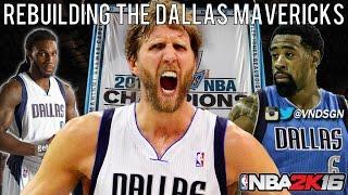 getlinkyoutube.com-NBA 2K16 MyLEAGUE: Rebuilding the Dallas Mavericks!
