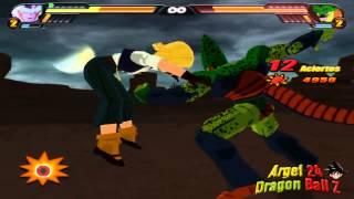 getlinkyoutube.com-Dragon Ball Z BT3 VL | Cell vs Freezer - Cell Sorprende A Freezer Absorbiendo A N.17 y N.18