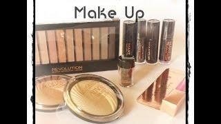 Haul Makeup Revolution (Paletas, labiales, ilumina
