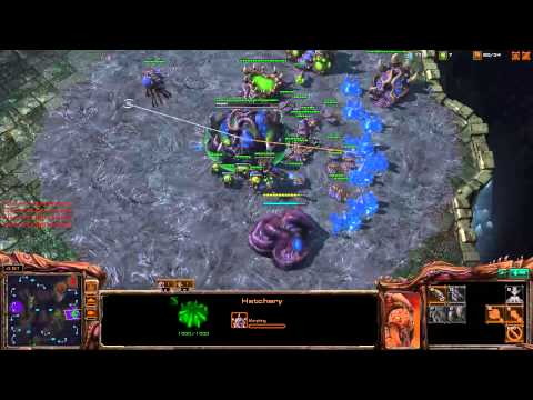 Destiny, Minigun play 2v2 [Game 4] - Starcraft 2 Ladder