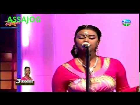 Djibouti: Jeunes Talents2  Rahima  8eme Finale 27/11/2014