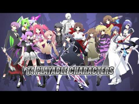 Phantom Breaker - Characters Preview Trailer