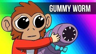 getlinkyoutube.com-Vanoss Gaming Animated - Lui's Gummy Worm!