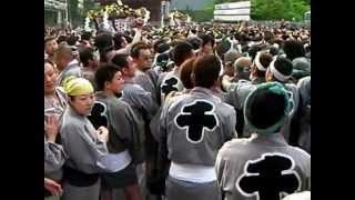getlinkyoutube.com-2012.05.20 浅草三社 千代連 宮出し