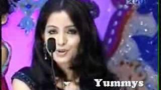 getlinkyoutube.com-Kasturi Wins The Star Parivar Award While Karan Whisles