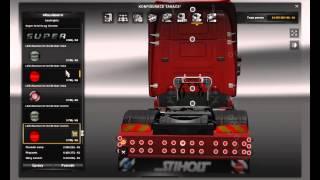 getlinkyoutube.com-[ETS2]Euro Truck Simulator 2 Scania T Cab Pack V 1.0