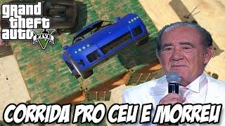 getlinkyoutube.com-GTA 5 - Caminho para o CÉU, E MORREU